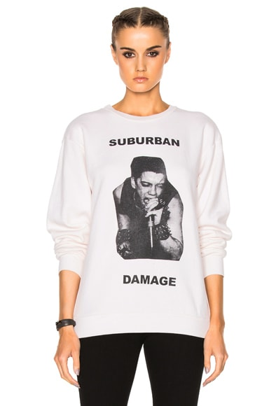 Suburban Damage Sweatshirt