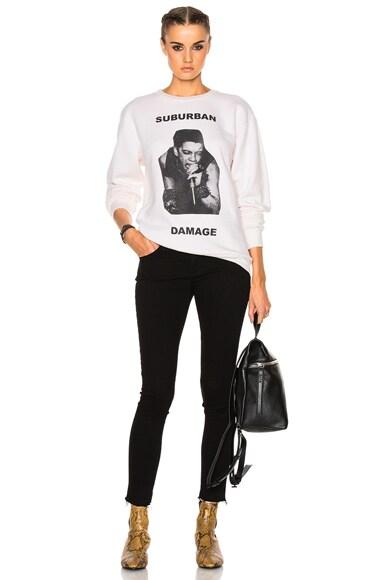 Suburban Damage Sweatshirt