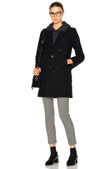 Melton Chester Coat