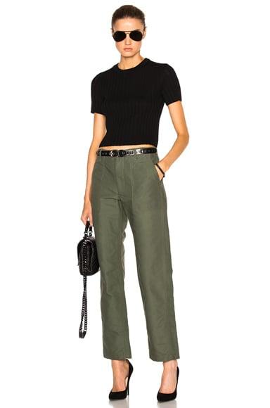 Double Cloth Fatigue Pants