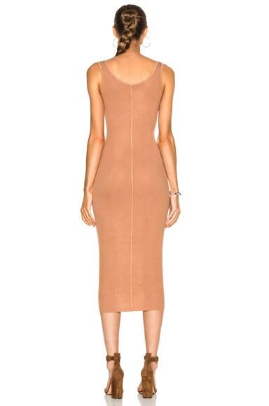 Rib Tank Dress