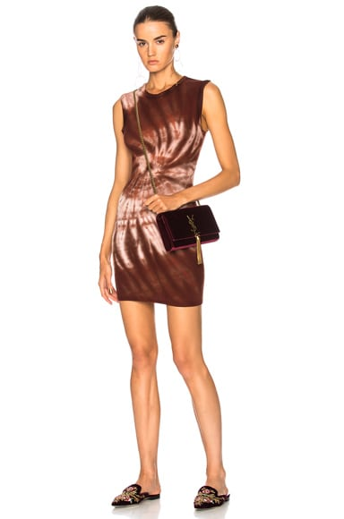 for FWRD Rib Sleeveless Mini Dress