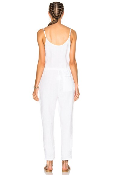 Strappy Jumpsuit
