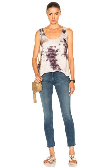 Loose Scoop Tank Top