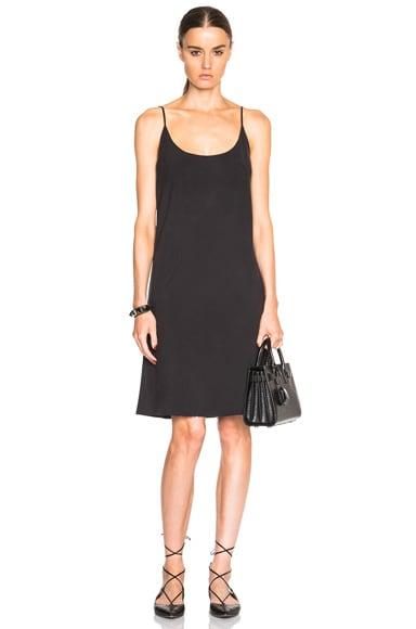 Equipment Bias Prue Dress in True Black
