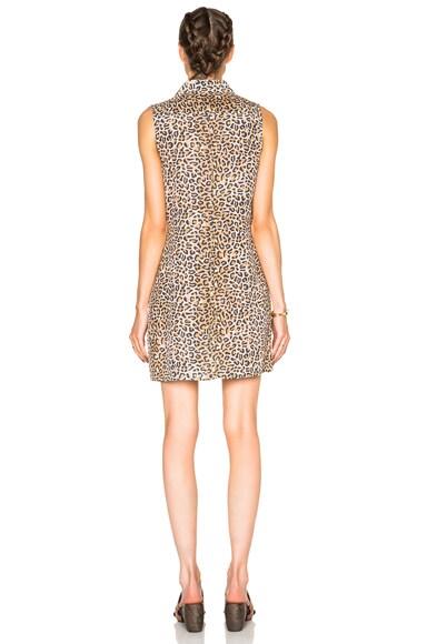 Lucida Leopard Dress