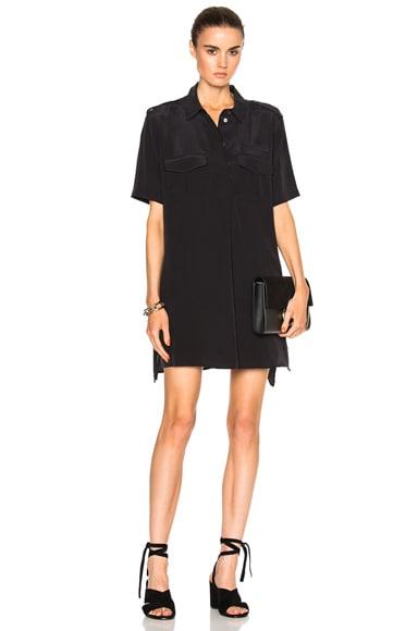 Short Sleeve Major Dress