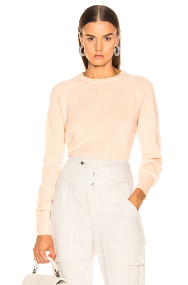 Equipment Sloane Sweater in Nude