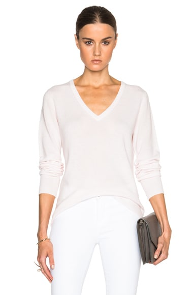 Cashmere Cecile V-Neck Sweater