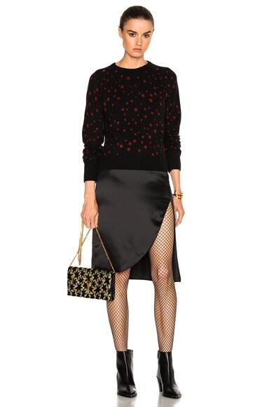 x Kate Moss Ryder Crew Sweater
