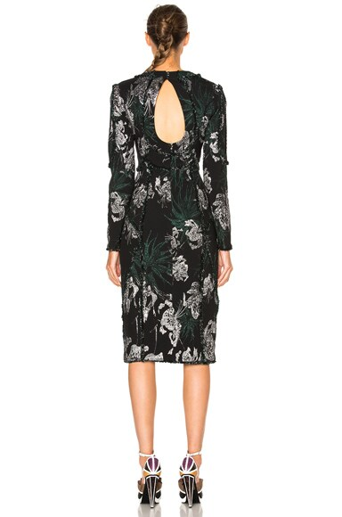 Hedy Jacquard Chrissy Dress