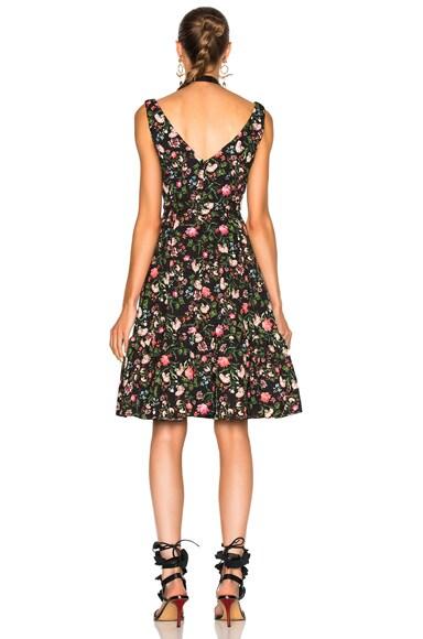 Gaby Convertine Matelasse Dress
