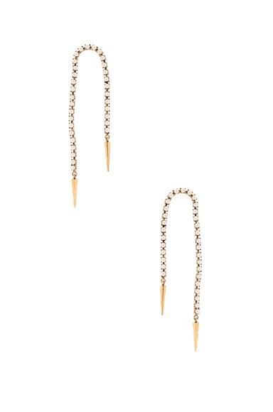 Erickson Beamon Grapes Of Wrath Earrings in Pearl