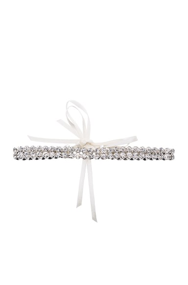 ERTH Diamante Choker No. 2