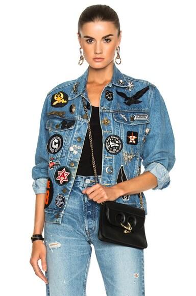 for FWRD Vintage x 14K Gold Jacket
