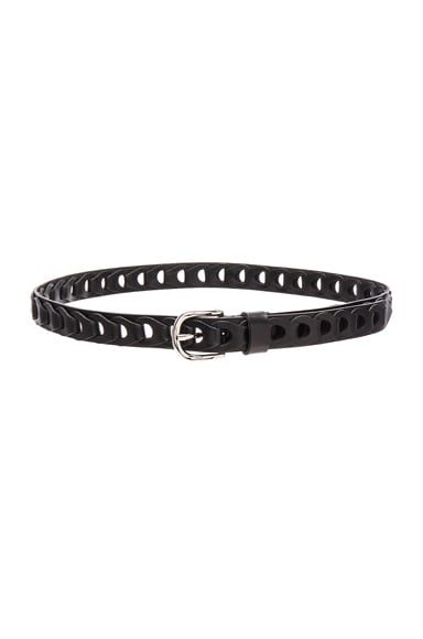 Isabel Marant Etoile Dash Belt in Black