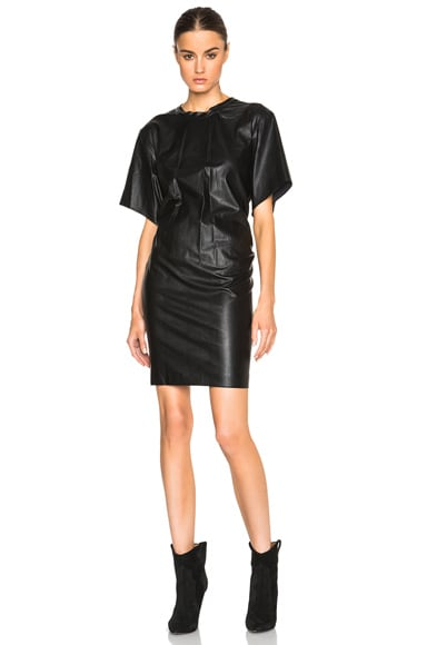 Jadis Eco Leather Dress