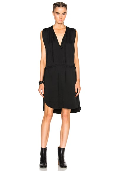 Nicky Heavy Crepe Dress