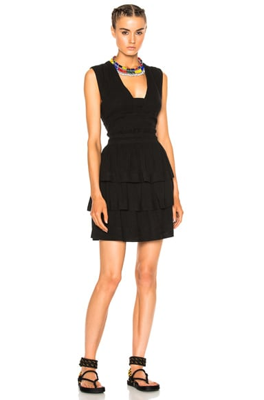 Kali City Flou Dress