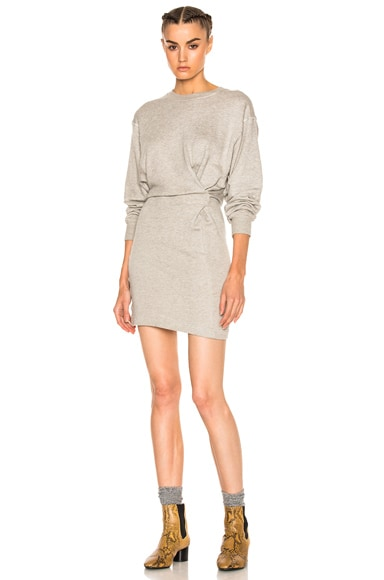 Fanley Sweatshirt Dress