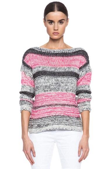 Pit Knit Sweater