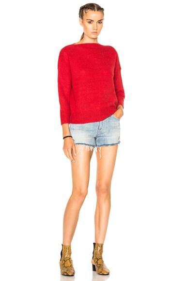 Grace Alpaca Knit Sweater