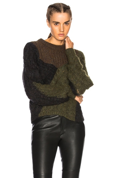 Daryl Arty Knit Sweater
