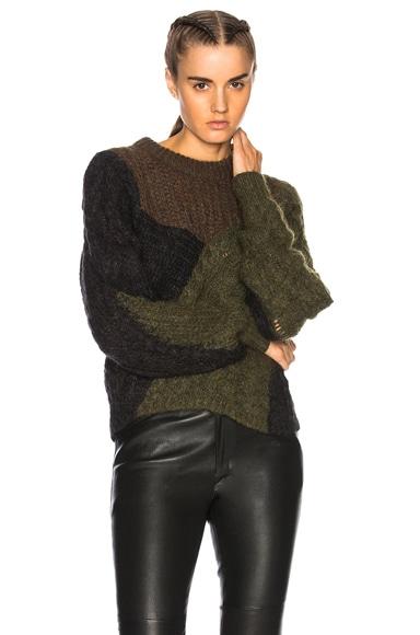 Daryl Arty Knit Sweater
