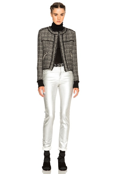 Laura Cowens Jacket