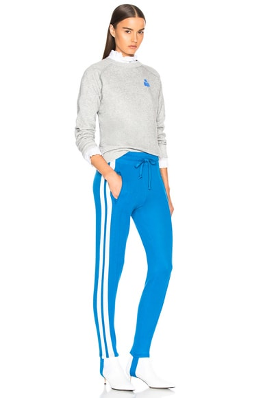 Doriann Sporty Knit Track Pants