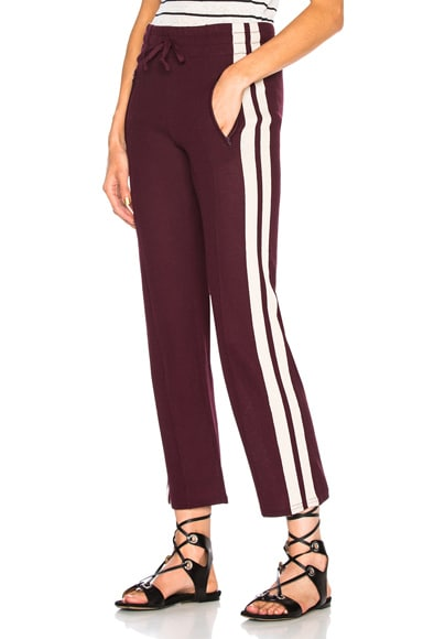 Dobbs Sporty Knit Track Pants