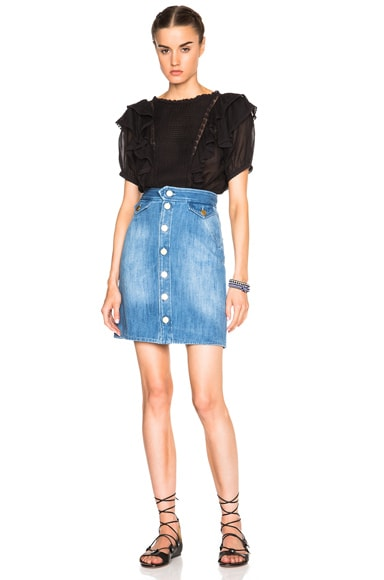 Odelle Denim Skirt