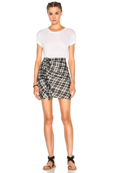 Wilma Chic Check Skirt