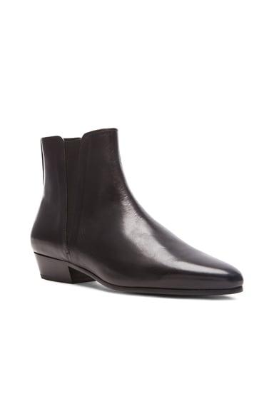 Patsha Lennon Leather Boots