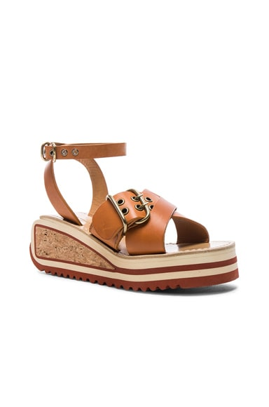 Leather Zena Sandals
