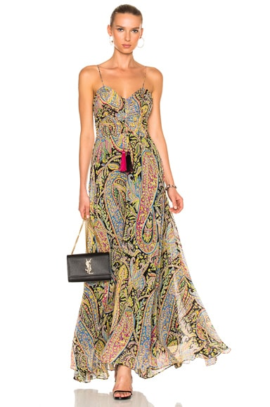 Etro Doranger Dress in Multi