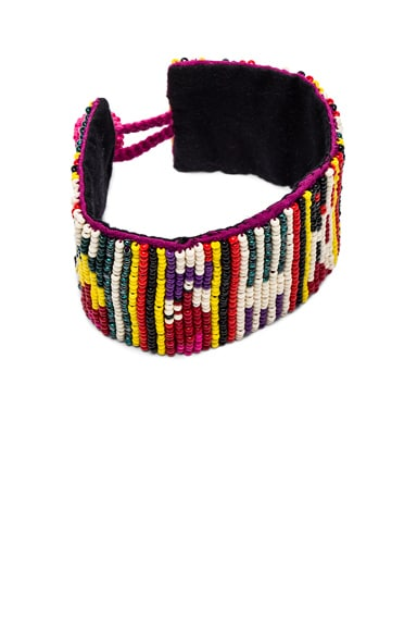 Etro Beaded Bracelet in Multi
