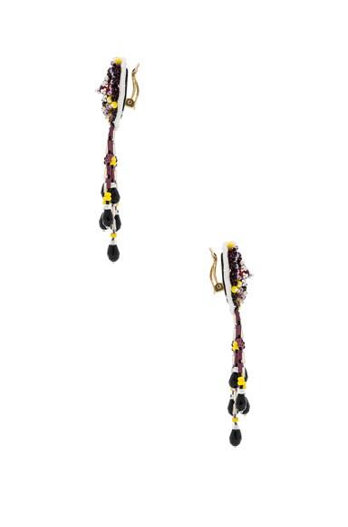 Disco Fringe Earrings