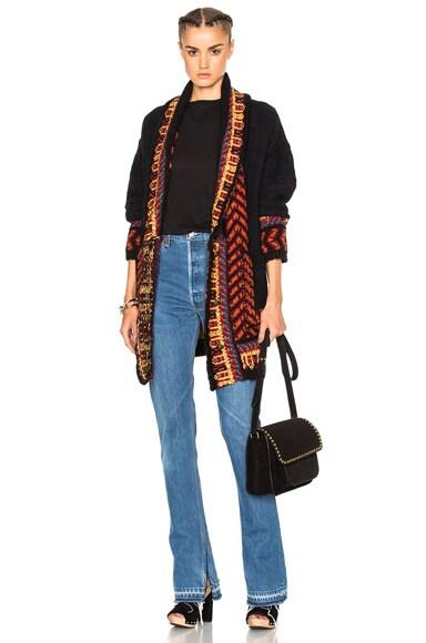 Maglia Cardigan Pearl Sweater