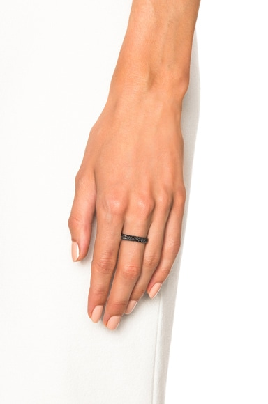 Kissing Claw Ring