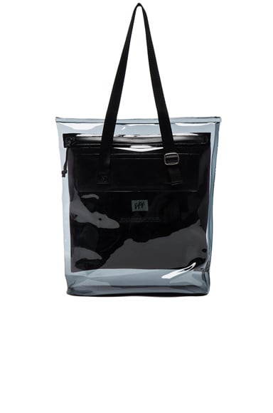 Eytys Void Small Tote in Clear Ink