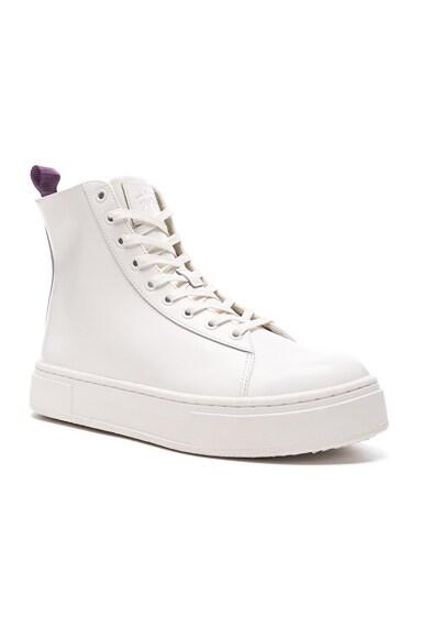 Leather Kibo Boots