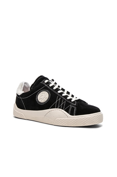 Suede Wave Rough Sneakers