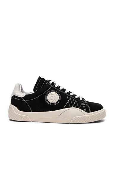 Suede Wave Rough Sneakers