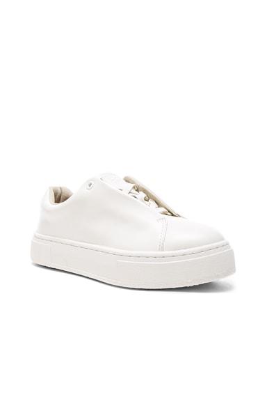 Leather Doja Sneakers