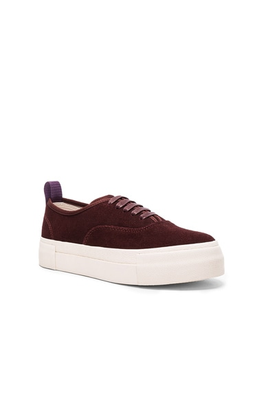 Suede Mother Sneakers