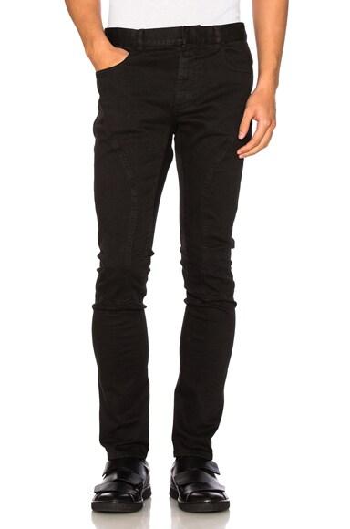 Faith Connexion Run Jeans in Black