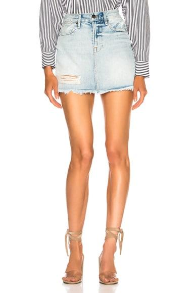 Rigid Re Release Mini Skirt