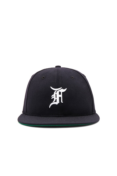 x New Era Fitted Cap