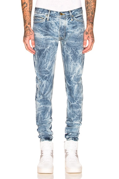 Selvedge Denim Holy Water Jeans